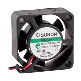 Ventilator 25x25x10 5VDC
