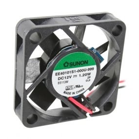 Ventilator 40x40x10 12VDC