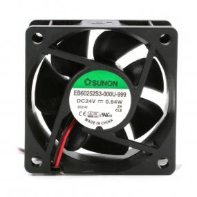 Ventilator 60x60x25 24VDC