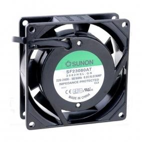 Ventilator 80x80x25 230VAC