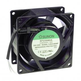 Ventilator 80x80x38 230VAC