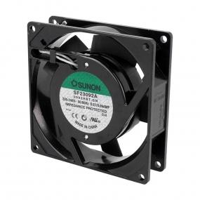 Ventilator 92x92x25 230VAC lager