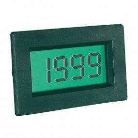 Voltmetar PeakTech LDP-140 67.5x40.5 LCD BL