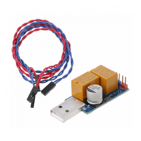 Watchdog USB, power+reset