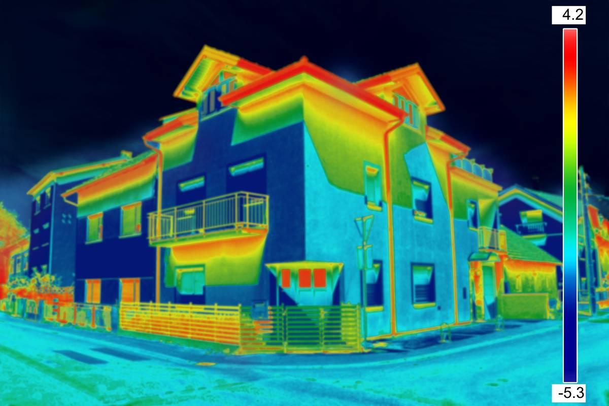 infracrvene kamere primena